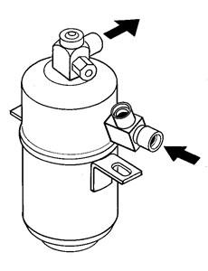 Torkfilter