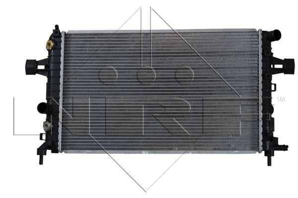 Radiator engine cooling vauxhall opel oe