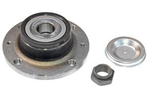 Reservdel:Citroen C3 Hjullagersats, Bakaxel, Höger, Vänster