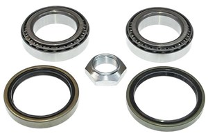 Wheel Bearing Kit, Front axle, Rear axle, Right or left