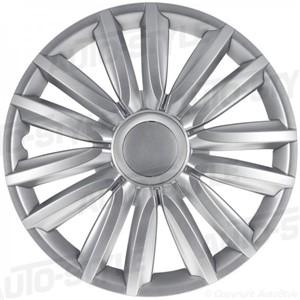 Hjulkapsler / Navkapsler, Intenso Pro, Wheel cover set 13-tommer
