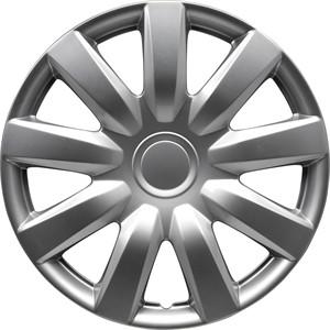 Hjulkapsler/navkapsler, Alabama - Gunmetal