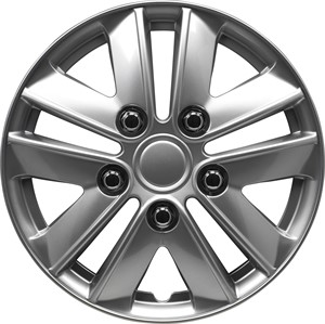 Hjulsidor/ Navkapslar, Kentucky - Gunmetal
