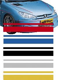 Pin-stripe, Universal
