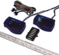 Styrlbox till LED Undercar Kit, Universal