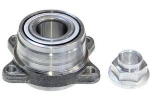 Wheel Bearing Kit, Rear, Rear axle, Left, Right