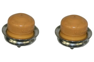 Rubber Buffer, suspension, Rear axle, Left or right