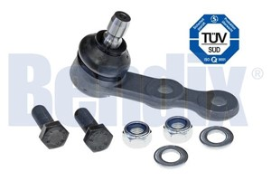 Support-/ Steering Link, Front axle, Outer, Front, left or right, Left or right, Lower front axle, Lower