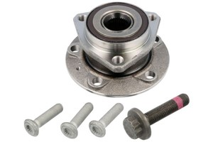 Wheel Bearing Kit, Front, Front axle, Rear axle, Front, left or right, Left, Right