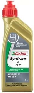 Transmissionsolja Castrol Syntrans B 75W, Universal