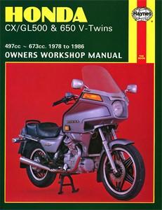 Haynes reparasjonshåndbok, motorsykkel, Universal