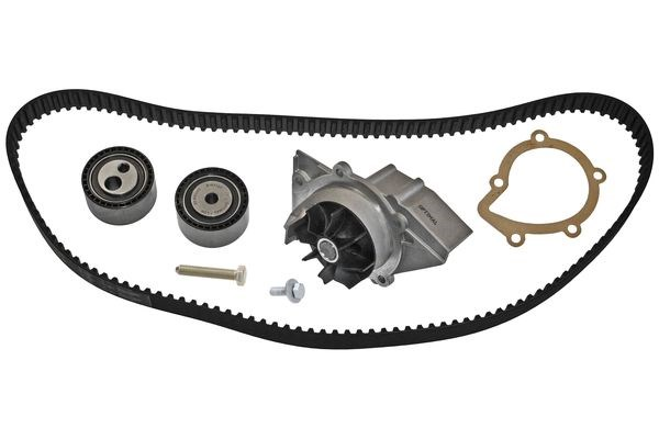 water pump  u0026 timing belt kit