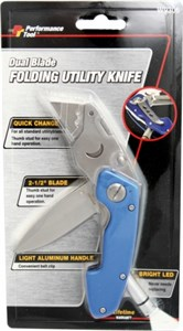 Kniv blå led, Universal