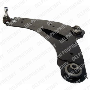 Track Control Arm, Front axle, Left, Lower