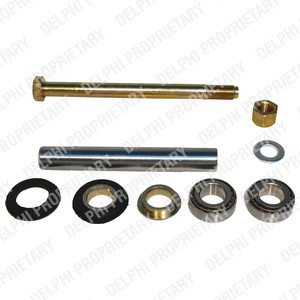Repair Kit, wishbone arm, Rear axle, Left, Lower, Right