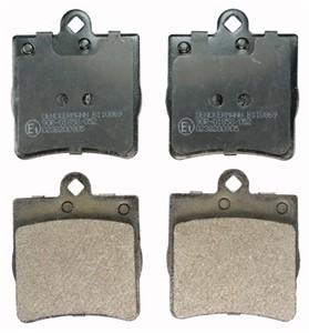 MERCEDES BENZ CLC180 CLC200 CLC220 CDi FRONT AND REAR BRAKE PADS /& WEAR SENSORS