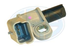 Sensor, knastakselposition