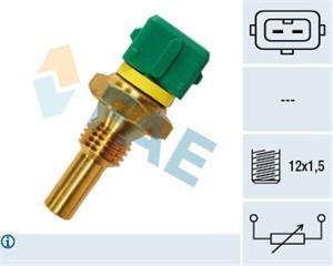 Sender Unit, coolant temperature