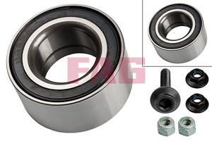 Wheel Bearing Kit, Front, Front axle, Rear, Rear axle