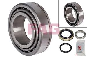 Wheel Bearing Kit, Rear, Rear axle