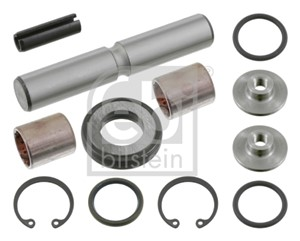 Repair Kit, stub axle pin, Front, left or right
