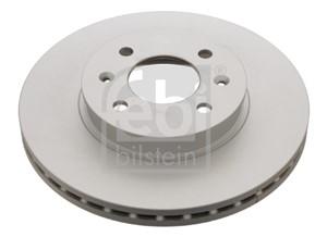 Brake Disc, Front axle