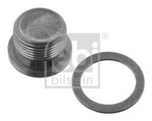 Oil Drain Plug, oil pan