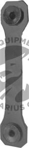 Stång/stag, krängningshämmare, Bakaxel
