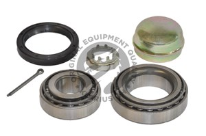 Wheel Bearing Kit, Front axle, Rear, Rear axle