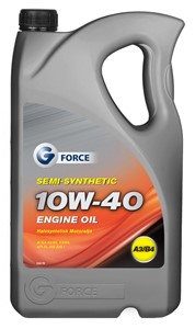 Motorolje G-Force 10W-40, Universal