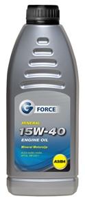 Motorolje G-Force 15W-40, Universal