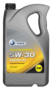 G-Force 5W-30 C2, Universal