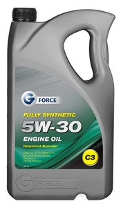 G-Force 5W-30 C3 Plus, Universal