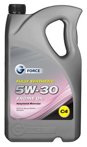 Motorolje G-Force 5W-30, Universal