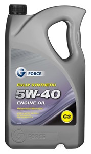 Motorolja G-Force 5W-40, Universal