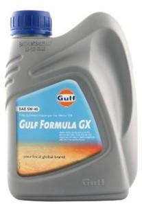 Motorolja Gulf Formula GX 5W-40, Universal