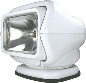 Fjärrstrålkastare 24V vit