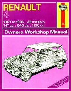 Haynes Reparationshandbok, Renault 4, Universal