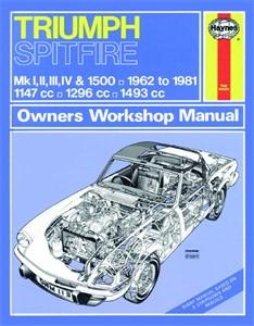 Haynes Reparationshandbok, Triumph Spitfire, Universal