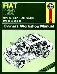 Haynes Reparationshandbok, Fiat 126, Universal