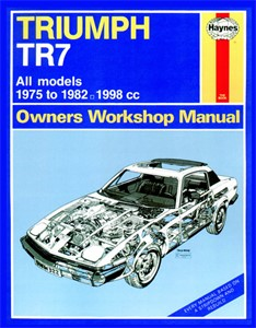 Haynes Reparationshandbok, Triumph TR7, Universal