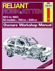 Haynes Reparationshandbok, Reliant Robin & Kitten, Universal