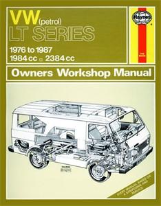 Haynes Reparationshandbok, VW LT Petrol Vans & Light Trucks, Universal