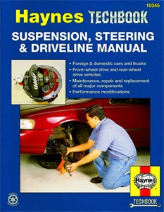 Suspension, Steering and Driveline Manual, Universal