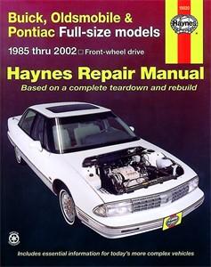 Haynes Reparationshandbok, Buick, Oldsmobile & Pontiac, Universal