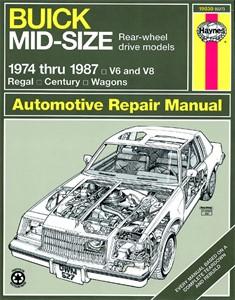 Haynes Reparationshandbok, Buick Mid-size (RWD), Universal
