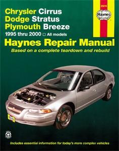 Haynes Reparationshandbok, Chrysler Cirrus, Stratus, Breeze, Universal