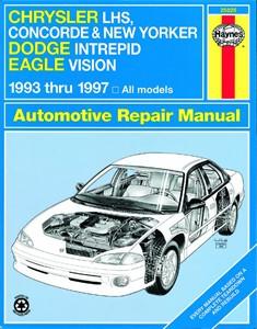 Haynes Reparationshandbok, Chrysler LH Series, Universal