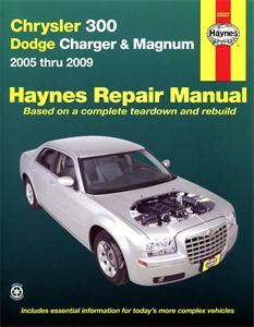 Haynes Reparationshandbok, Chrysler 300, Charger & Magnum, Universal