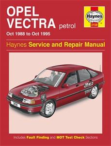 Haynes Reparationshandbok, Opel Vectra Petrol, Universal